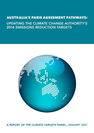 Climate Targets Panel Report Jan 2021