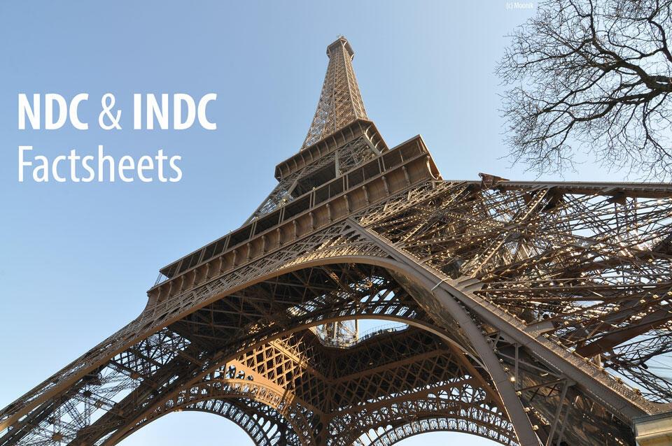 NDC & INDC Factsheets